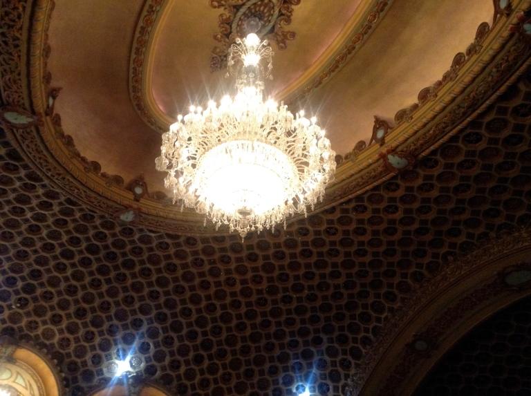 Chandelier - State Theatre