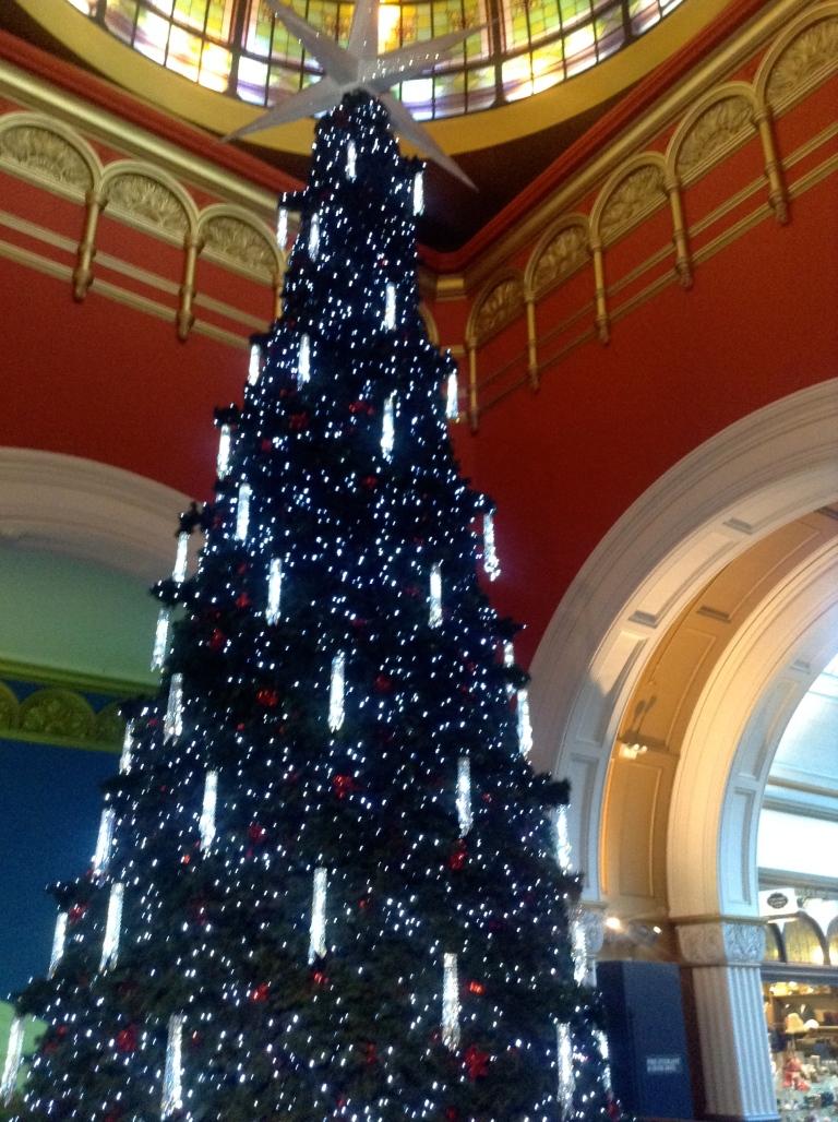 Christmas Tree - QVB