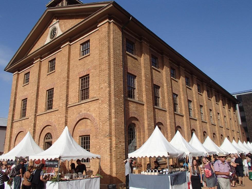 Hyde Park Barracks Christmas Markets